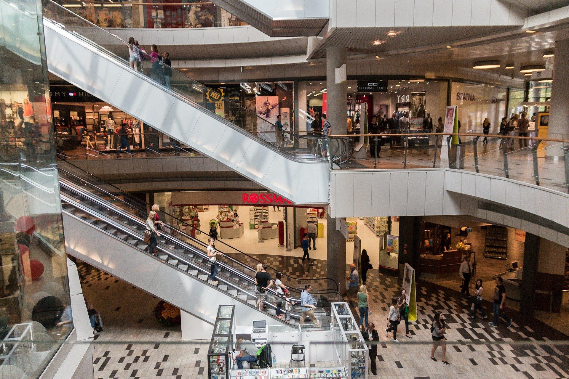 Shoppingcentres 1